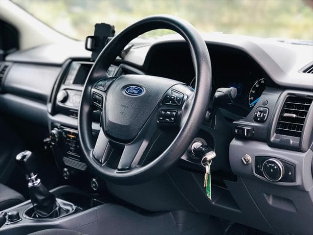 2017 Ford Ranger XL PX MkII Manual 4×4 Double Cab full