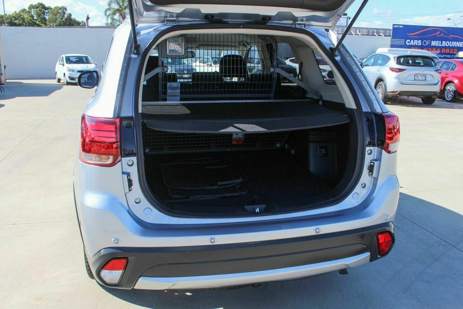 2017 Mitsubishi Outlander LS Safety Pack ZK Auto 2WD MY17 full